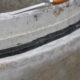 EZ STIK sealant concrete manhole