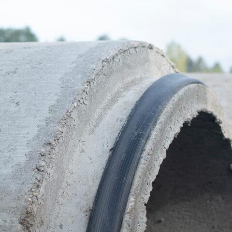 RFS concrete pipe gasket