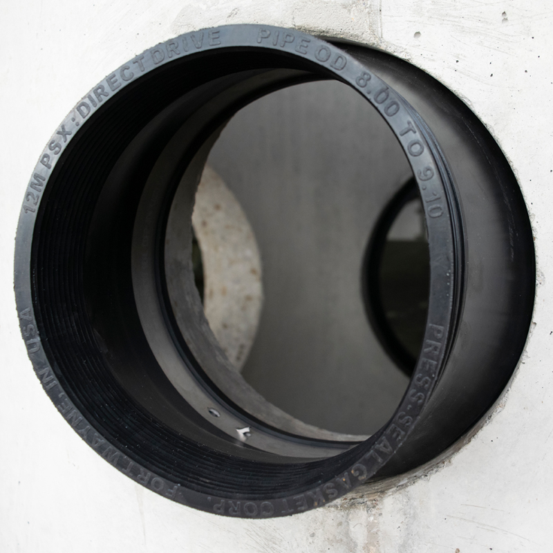Manhole Boot Psx Positive Seal Used For A Durable