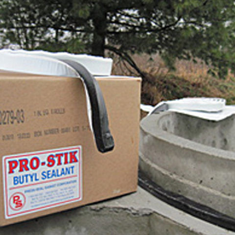 Pro Stik Rubber Joint Sealant For Concrete Joints In Pipe