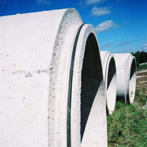 Concrete pipe O-Ring