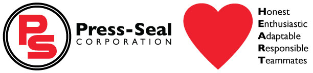 Press-Seal Heart Values