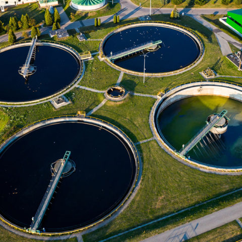Gaskets for wastewater systems